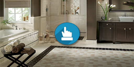 See what your bathroom could look like with our Bathroom Visualizer.