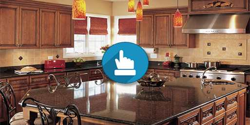 See what your kitchen could look like with our Kitchen Visualizer.